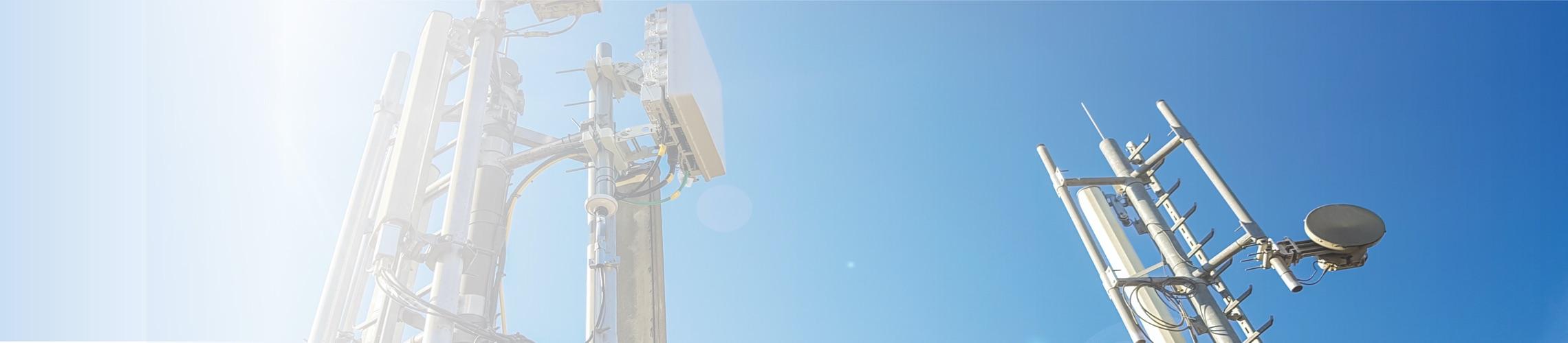 Telecommunication banner image